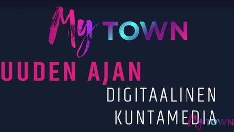 Mainosvideo: My Town