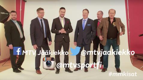 Mainosvideo: Jääkiekon MM-kisat TV-spotti
