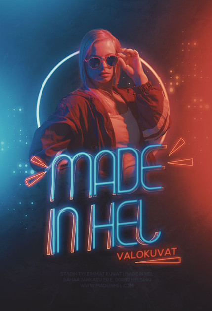 Made in HEL Valokuvaus