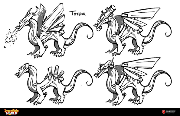 Initial Totem Ideas