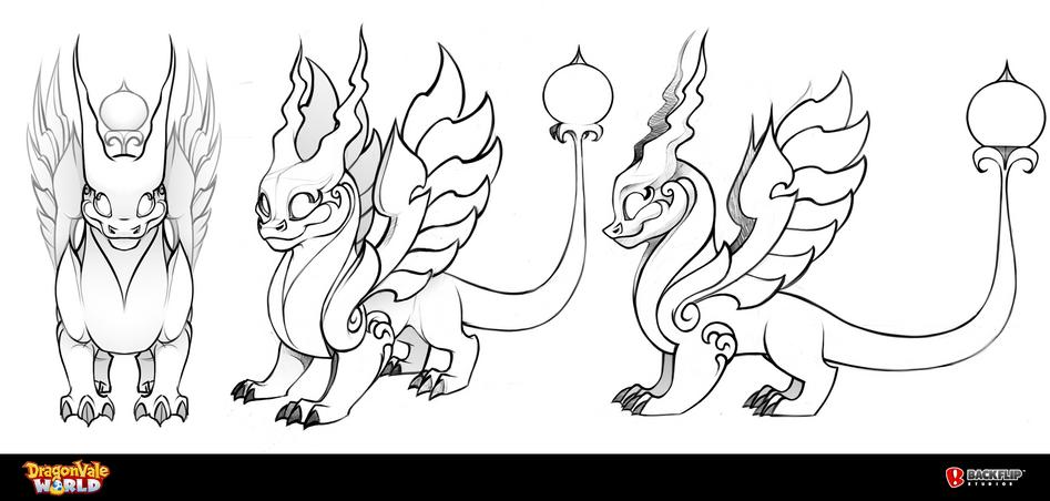 Oracle Dragon Turnaround