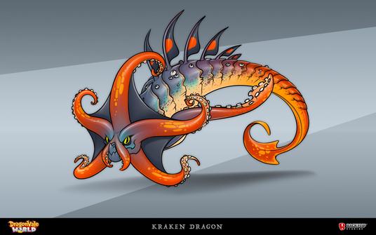 Kraken Dragon