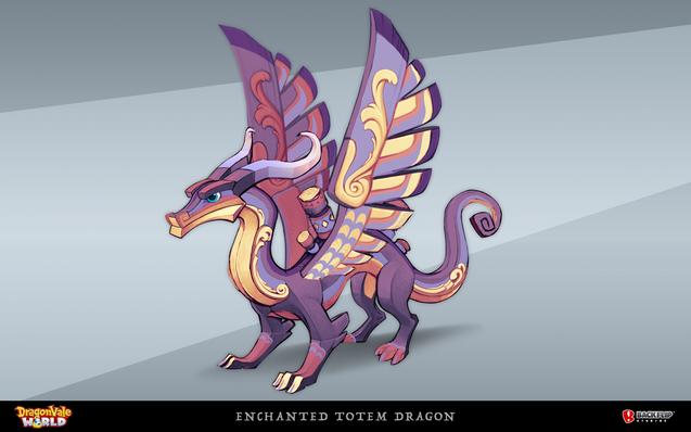 Enchanted Totem Dragon