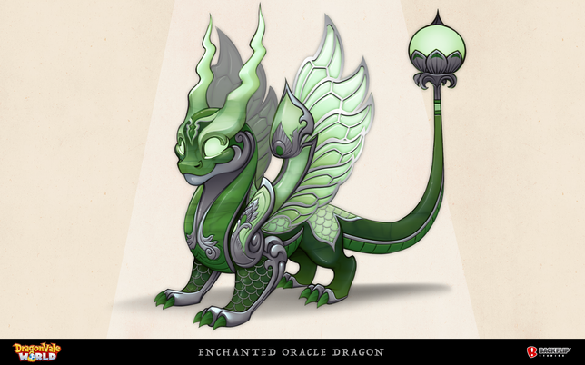 Enchanted Oracle Dragon