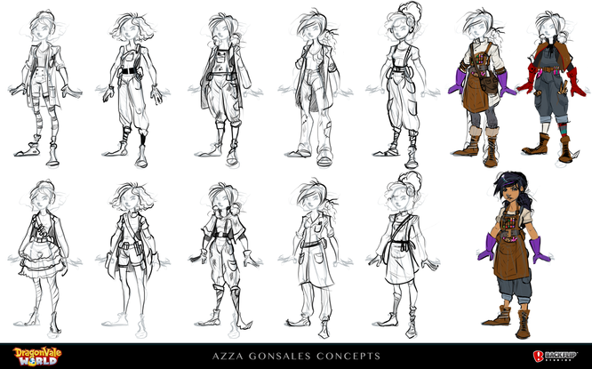 Azza Gonsales Concepts