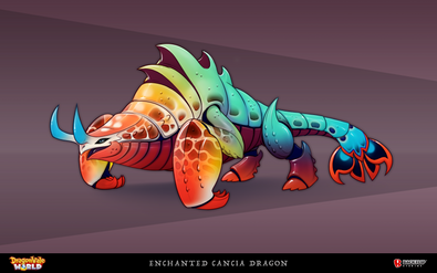 Enchanted Cancia Dragon