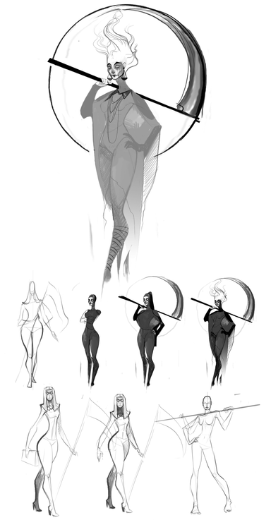 Concepts for a personal project