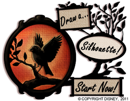Promo art for one of Disney Create's website apps