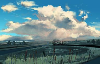 Cloud Landscape Study