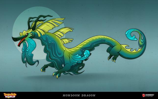 The Monsoon Dragon