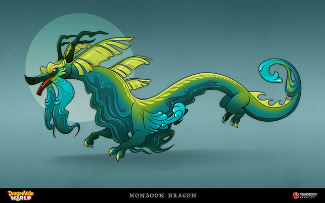 The Monsoon Dragon