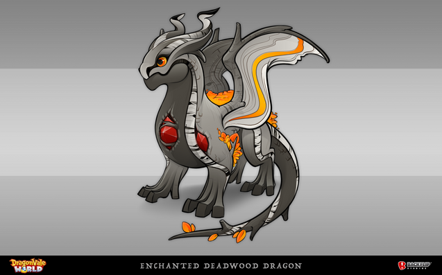 Enchanted Deadwood Dragon