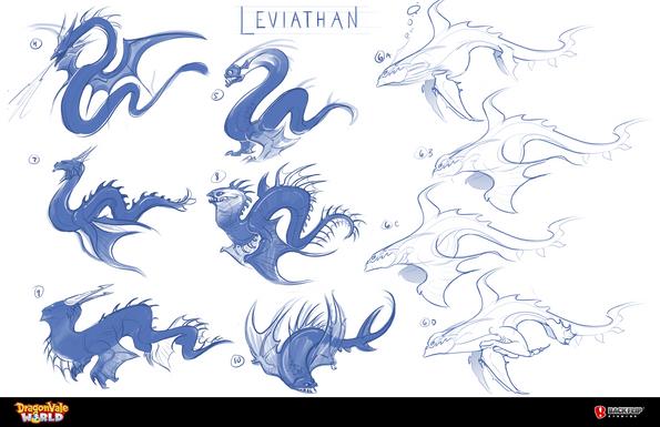 Leviathan Concepts