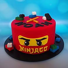 Ninjago Cake (Kai)