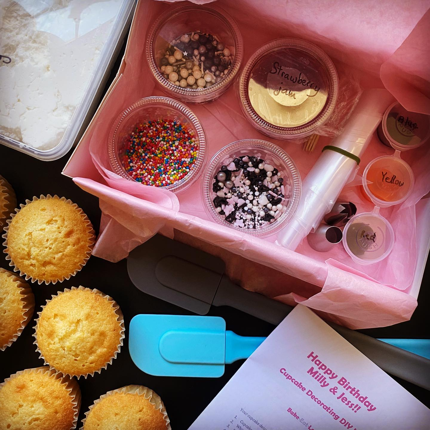 Cupcake Decorating DIY