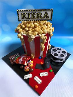 Kiera's Movie Night