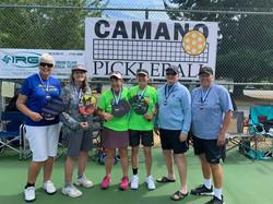 Camano 3.0 Womens Medalists