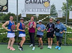 Camano 4.0 Womens Doubles