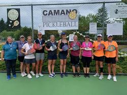Camano Womens Medalists