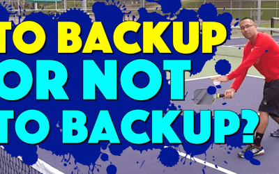To Backup or Not To Backup