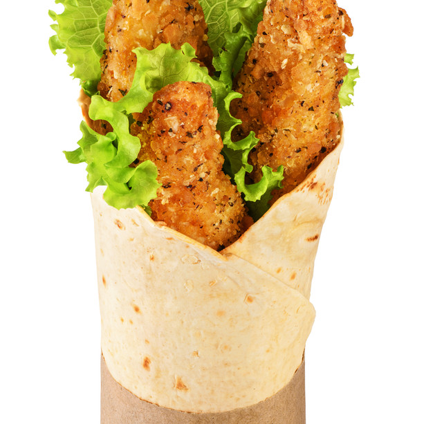 Chick-Fill-A Wrap