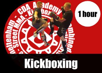 Kickboxing classes fr adults in Cheltenham