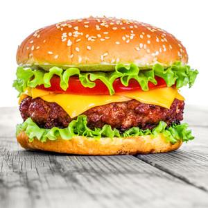 Premium Beef Burger