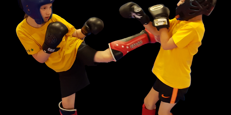 Children's Sparring Session 9th oct