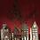 Thumbnail: VL Home - Lichthaus klein mit hochgezogenem Dach - Zink/Weiß