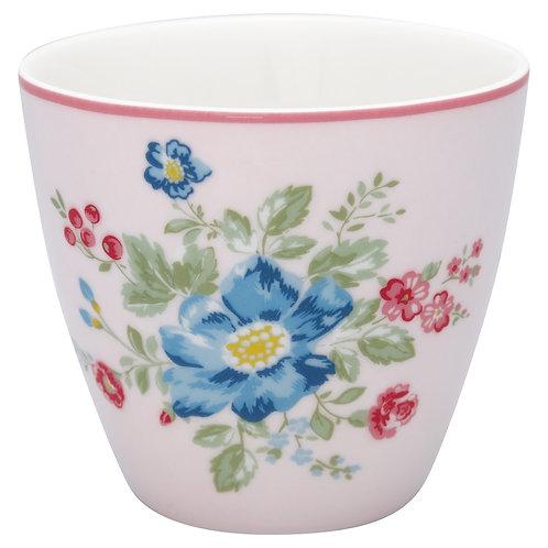 GreenGate - Latte Cup - Roberta Pale Pink