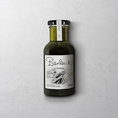 Wajos - Bärlauch Zitronen-Öl (250 ml)