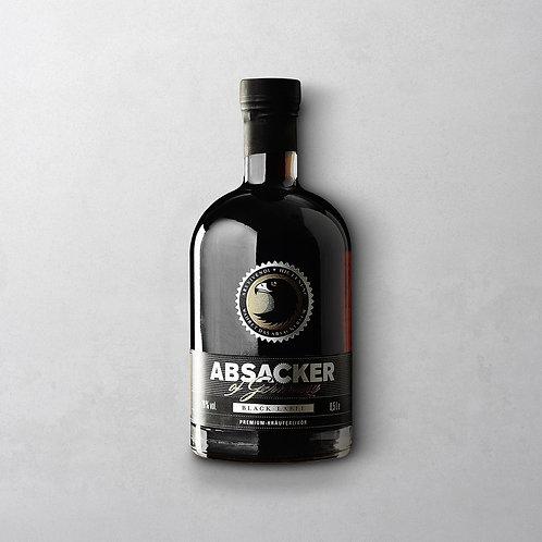 """Wajos - Kräuterlikör """"Absacker""""  (28% Vol.) - 500 ml"""
