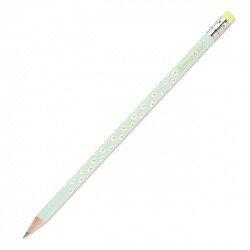 """Bleistift """"Tupfer türkis"""" von Krima & Isa"""
