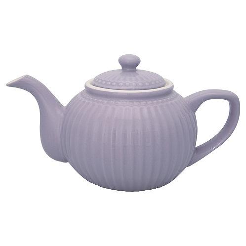 GreenGate - Teekanne - Alice Lavender