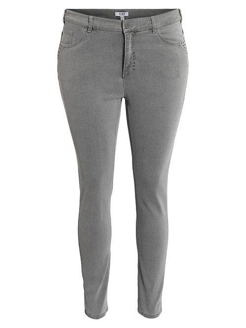 SALE Ciso - Stretch-Jeans - Grau