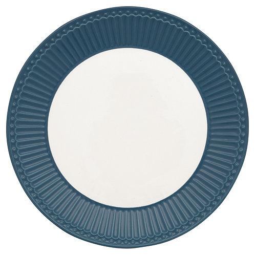 GreenGate - Frühstücks- / Kuchenteller - Alice Ocean Blue
