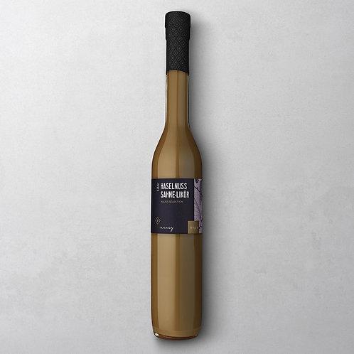 Wajos - Haselnuss Sahne-Likör  (17% Vol.) - 100 ml