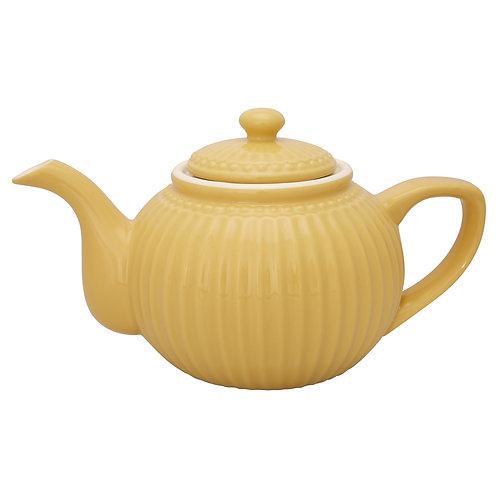 GreenGate - Teekanne - Alice Honey Mustard