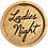 Thumbnail: Holzpost - Untersetzer aus Eichenholz - Ladies Night