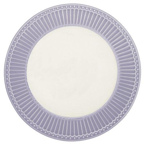 GreenGate - Frühstücks- / Kuchenteller - Alice Lavender