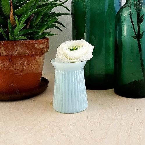"""Kleine Vase von Madleys """"Ridges Mint"""""""