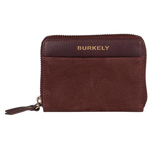 """Burkely - Portemonnaie """"Soul Skye Wallet S""""  - Rotbraun"""
