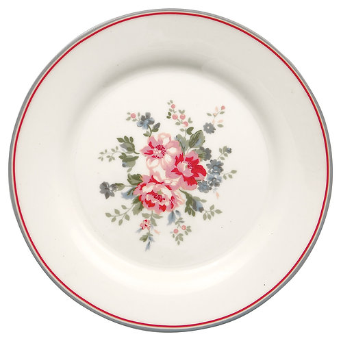 Greengate Frühstücks-/Kuchenteller - Elouise White