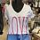 """Thumbnail: Geisha - Schönes T-Shirt mit Aufdruck """"Love"""""""