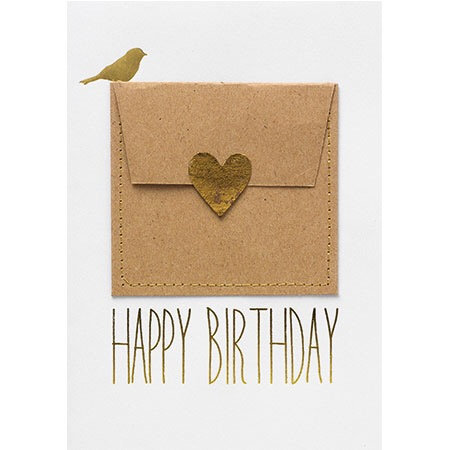"""Gutscheinkarte von Räder """"Happy Birthday"""""""