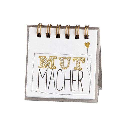 """RÄDER - Kleine Botschaften """"Mutmacher"""""""