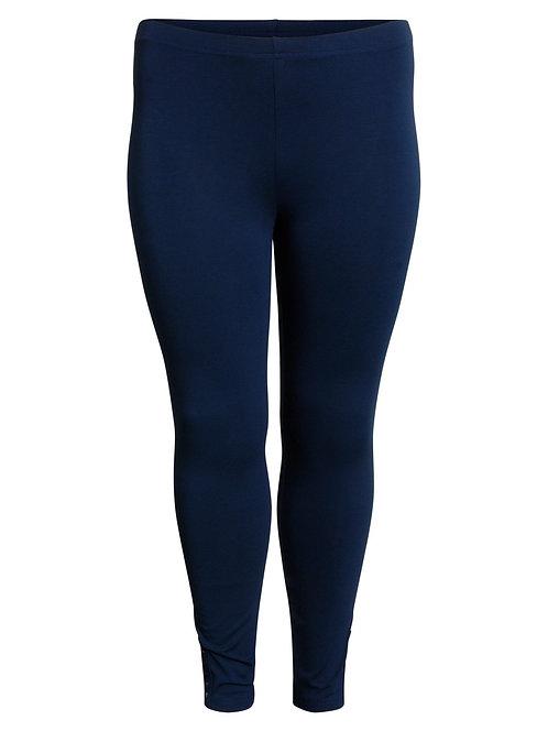 Ciso - Leggings mit Nieten - Blau
