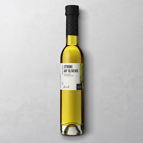 Wajos - Zitrone auf Olivenöl (250 ml)
