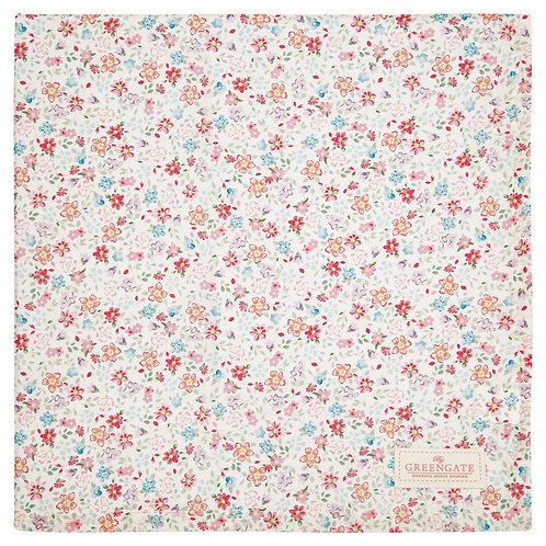 GreenGate - Tischdecke (150 x 150 cm) - Clementine White