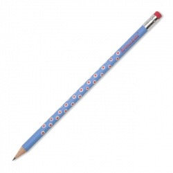 """Bleistift """"Tupfer blau"""" von Krima & Isa"""